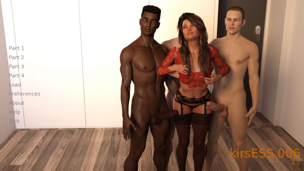 Gangbang Porn Games