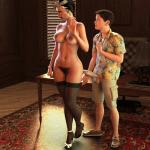 Milf's Resort ( Build 5.2 )  Adult Game