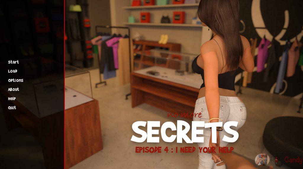 The secret room sex game