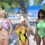 Holiday Island ( Fixed Version 0.1.4.0)  Hentai Game